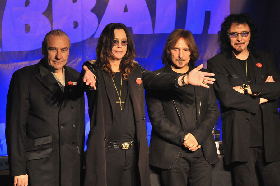 10 WTF Things You Didn't Know About Black Sabbath