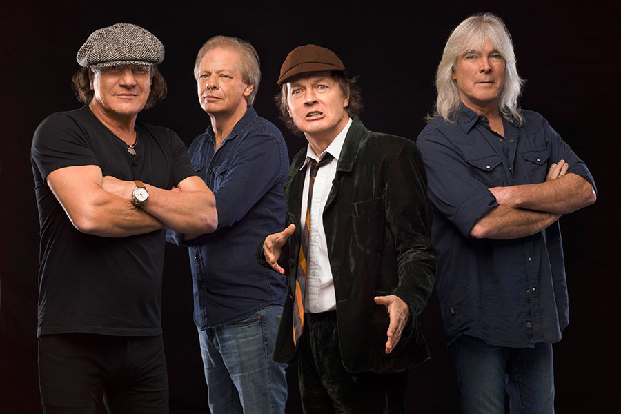 AC/DC reveal guitarist Malcolm Young already showed 'symptoms of dementia' in 2008