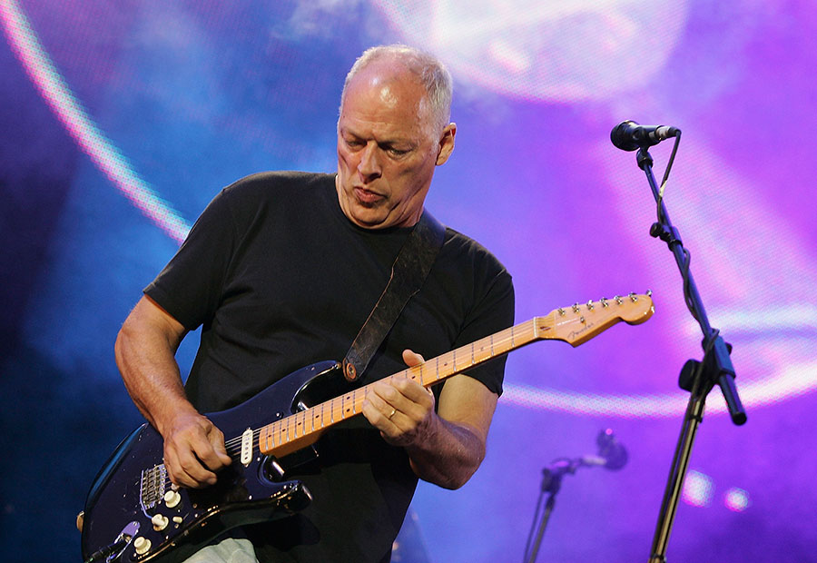 Watch David Gilmour perform Pink Floyd's 'One Of These Days' for the first time in two decades