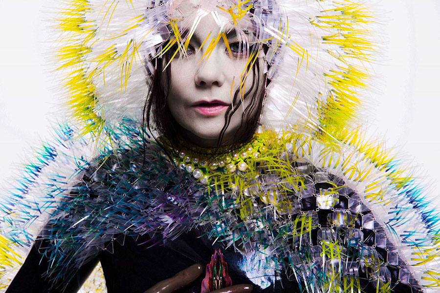 Björk says that they 'don't really have misogyny' in Iceland