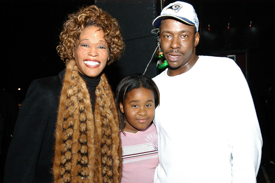 Bobby Brown Says Death Of Whitney Houston And Their