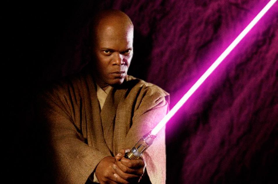 Samuel L Jackson And George Lucas Say Mace Windu Is Still