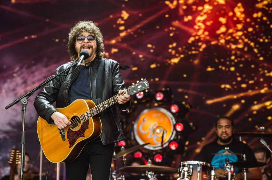 Jeff Lynne S Elo Step Up To Glastonbury S 2016 S