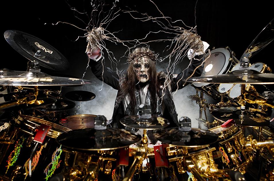 ex slipknot drummer joey jordison reveals why he left band. Black Bedroom Furniture Sets. Home Design Ideas