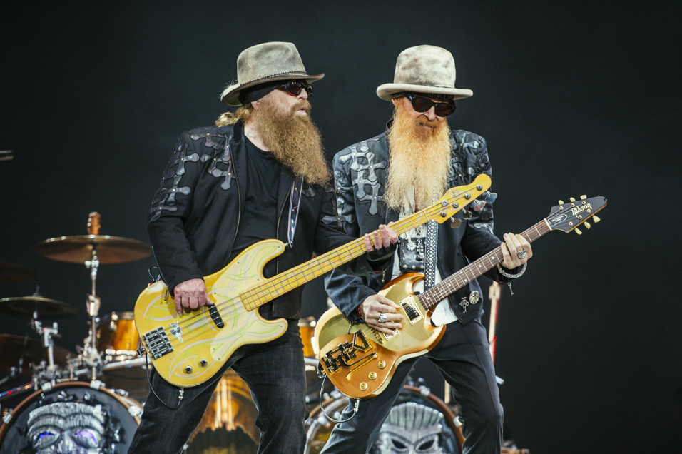 zz top sharp dressed man