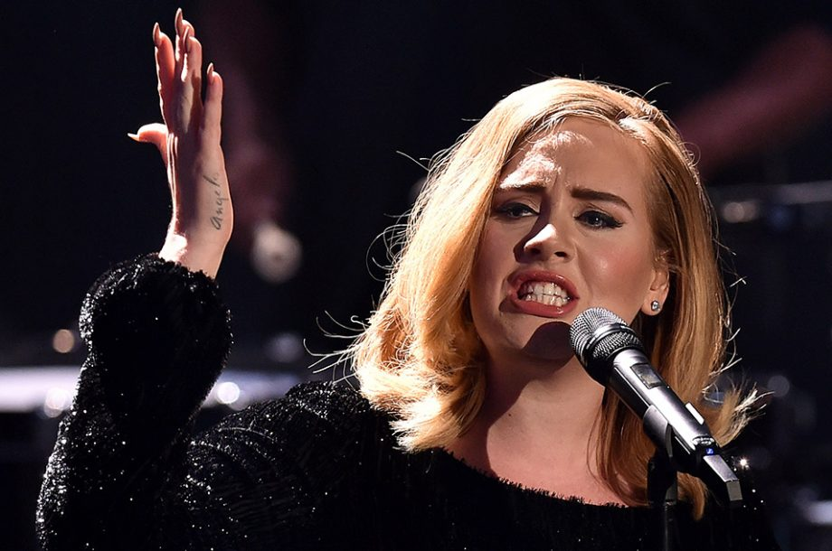 Adele says technical issues during Grammys performance made her
