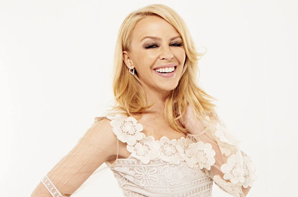 Listen As Kylie Minogue Covers Absolutely Fabulous Theme