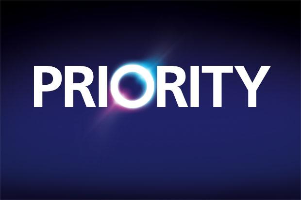 O2 Priority