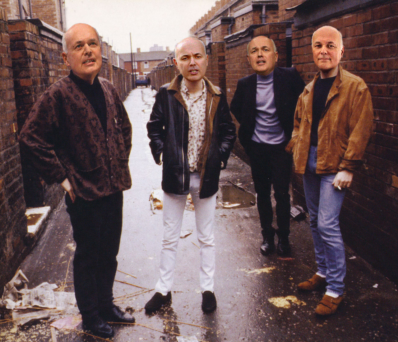 The Smiths Tribute Band The Iain Duncan Smiths Release