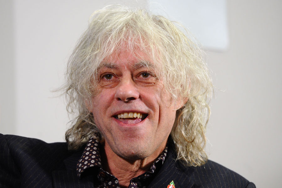 Watch Bob Geldof Insult Essex Crowd For Wearing Primark