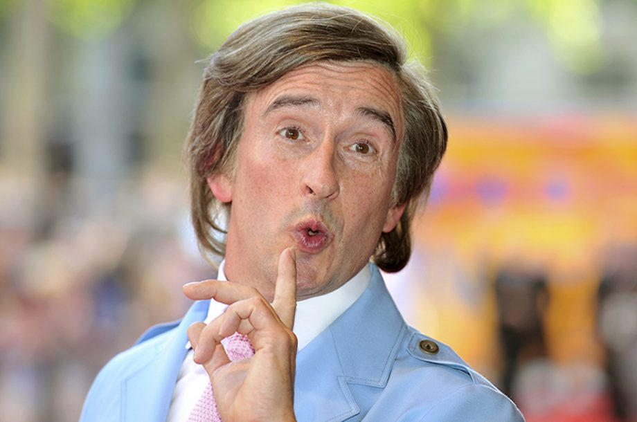 'Smell my cheese!' – It's Alan Partridge's Best Quotes – and how you can revisit the classics for free