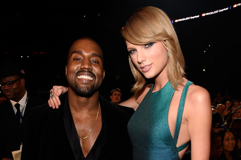 Watch Taylor Swift respond to Kanye West's 'Famous' lyric in