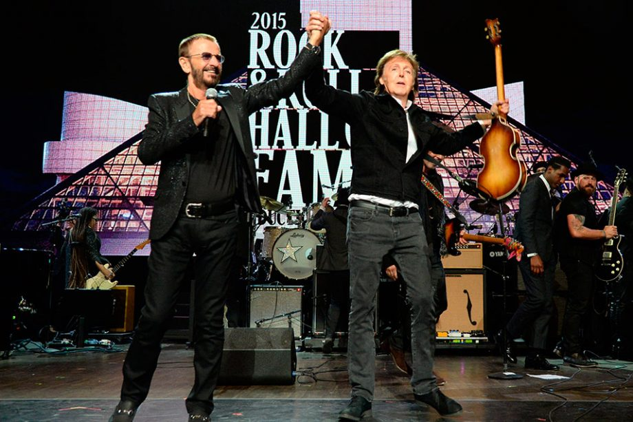 Paul McCartney And Yoko Ono Send Birthday Wishes To Ringo Starr