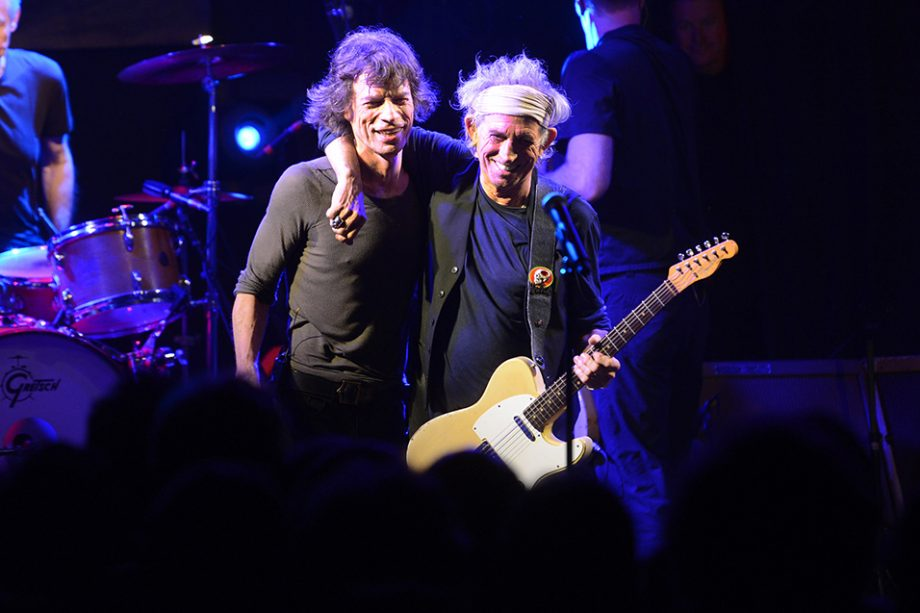 Keith Richards reveals he has never listened to Mick