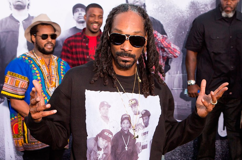 Snoop Dogg says he doesn't 'give a fuck' about writing a will