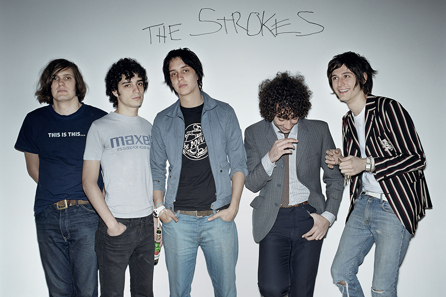 The Strokes Are Working On A New Album Confirms Band Member