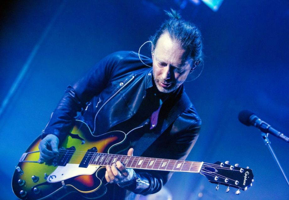 This youtube genius has made concert film from different clips of a london england may 26 thom yorke of radiohead performs at the roundhouse on may 26 2016 in london england photo by matthew bakergetty images solutioingenieria Choice Image