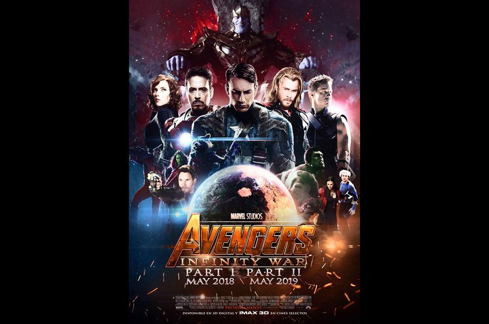 Avengers Infinity Wars One Movie