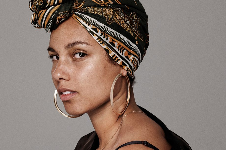 alicia keys interview i refuse to believe that donald trump will