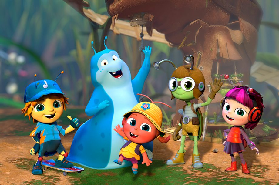 The Beatles Tastic Beat Bugs Might Be The Coolest Kids