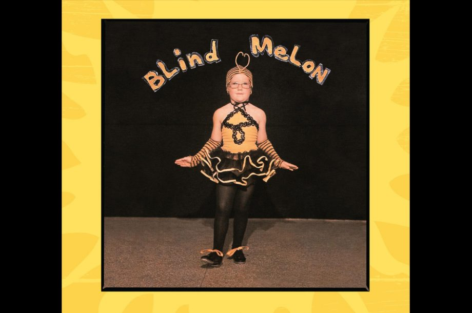 The Blind Melon Bee Girl Is All Grown Up