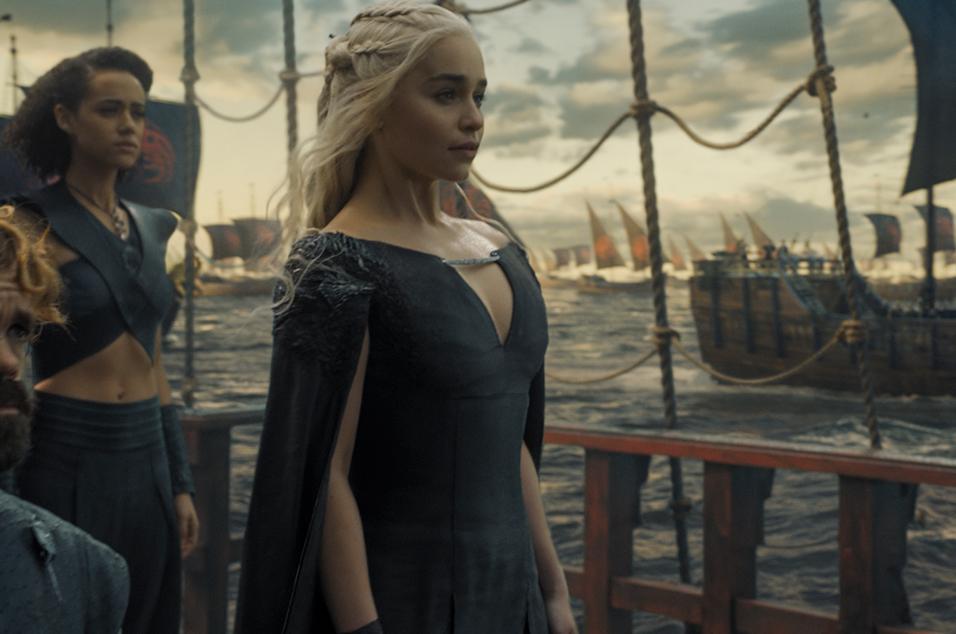 Watch this hilarious 'Game Of Thrones' season six blooper reel