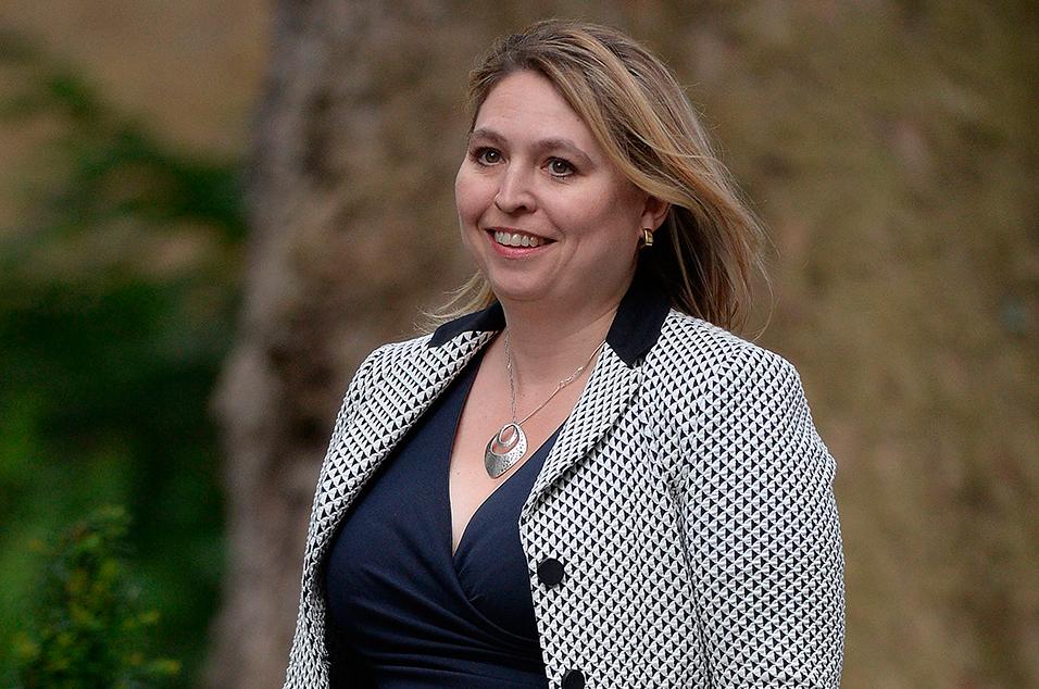 New Culture Secretary Karen Bradley Is Now A Key Figure