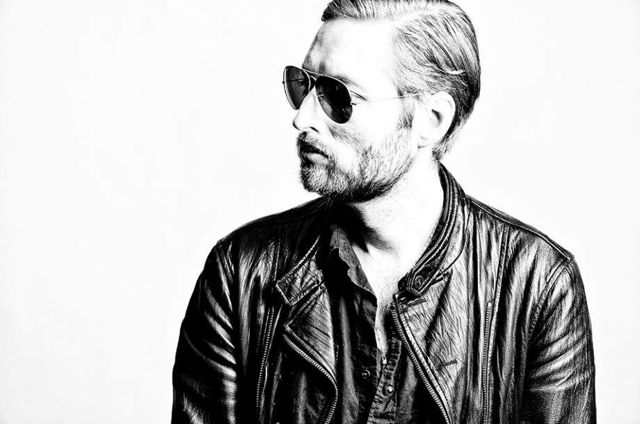 Watch The Killers bassist Mark Stoermer's new video 'Are Your Stars Out?'
