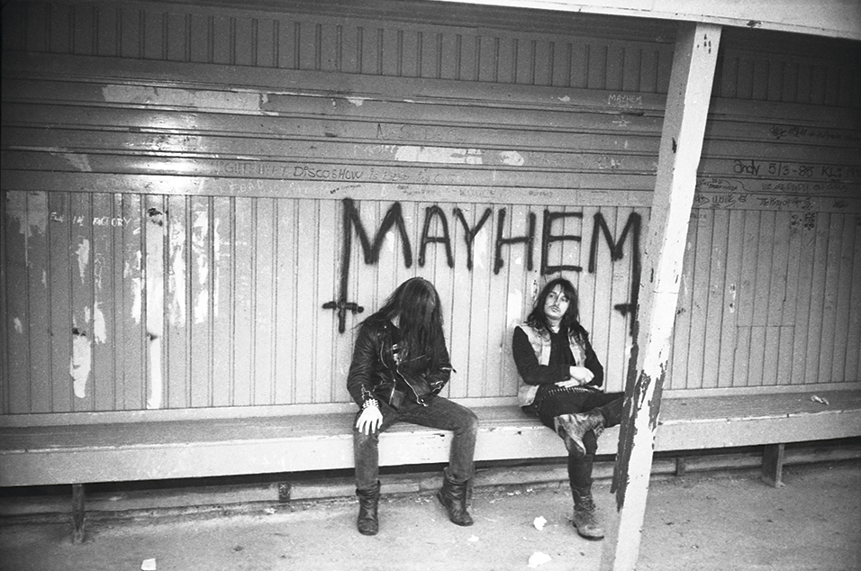 Mayhem: Meet The Band With The Wildest Story Ever Told - NME