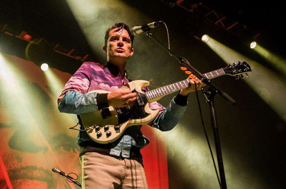 Ex-Franz Ferdinand guitarist starts new band Manuela and streams 'Cracks In The Concrete'