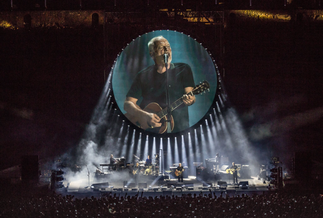 Scott City Ks >> David Gilmour plays historic rock concerts in ancient Roman city of Pompeii