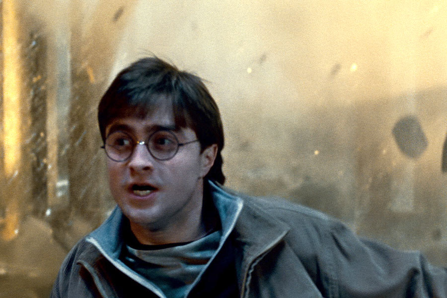 Daniel Radcliffe discusses playing Harry Potter in 'Cursed