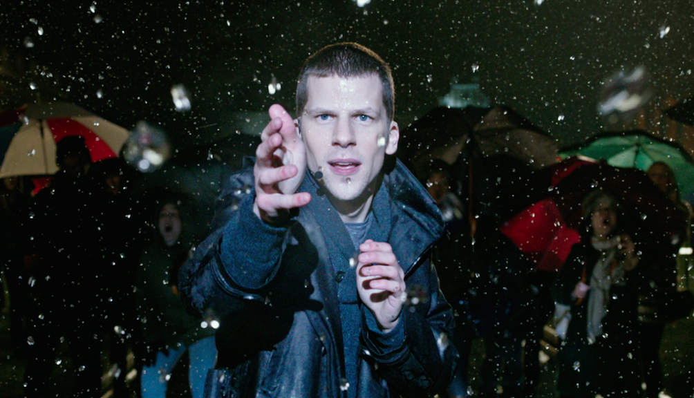 Jesse Eisenberg On Fame, Stalkers And The Magic Of 'Now ...
