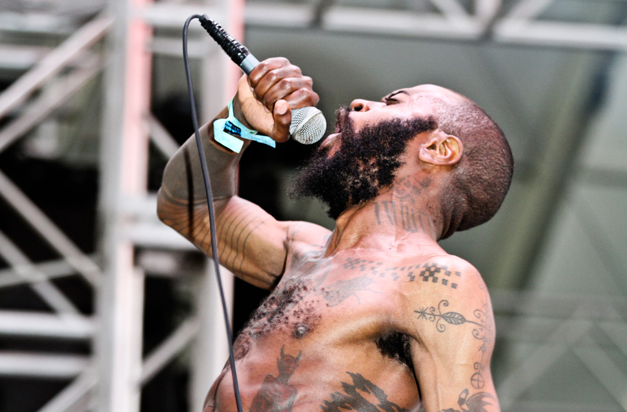 'We Wanna Make People Fuck' – Read NME's Intense, Unseen Death Grips Interview from 2012