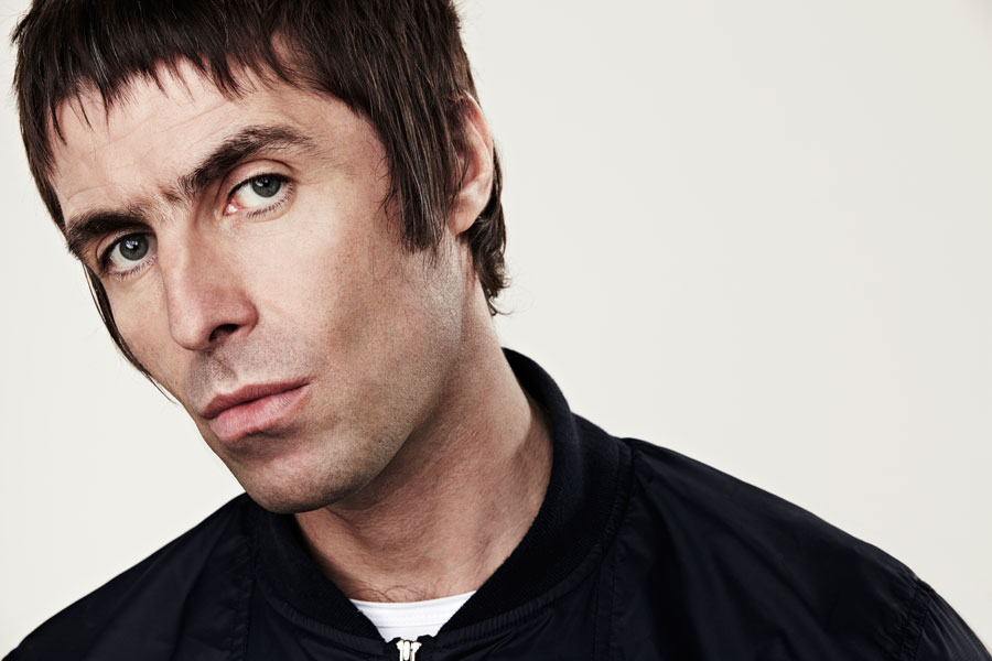 Liam Gallagher Image Mag