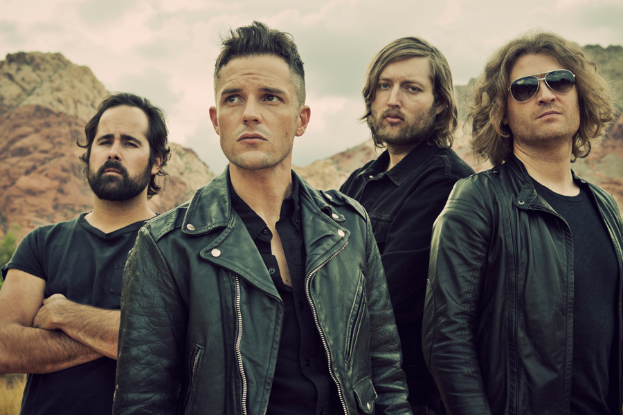 Brandon Flowers says new solo record is 'what The Killers