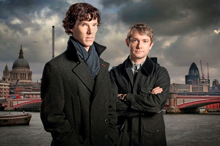 BBC's Sherlock to be directed by a female for the first time