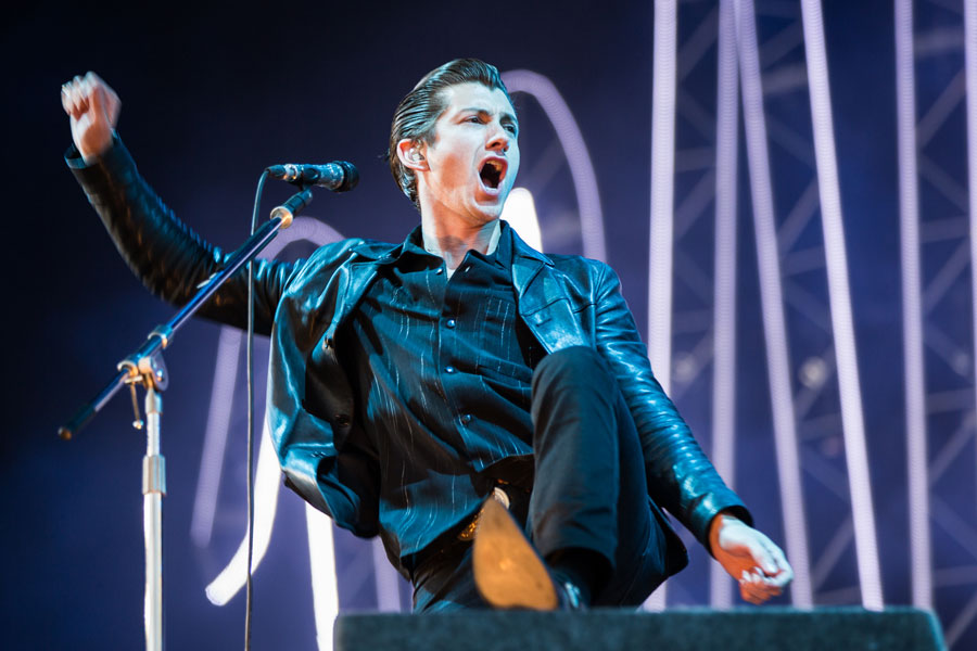 Arctic Monkeys' Alex Turner says Reading & Leeds is 'perfect place to leave things for a while'