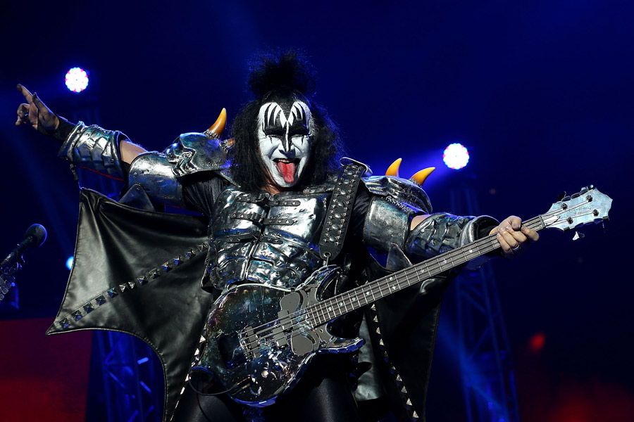 Gene Simmons accuses 'dishonest' Rolling Stones and U2 of