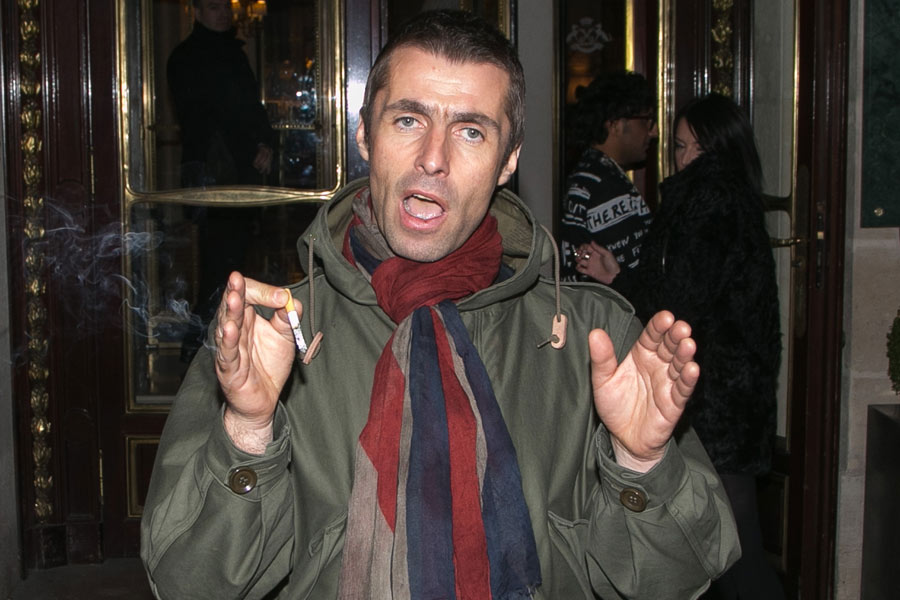 Liam Gallagher says solo album will 'put a few people in their place'
