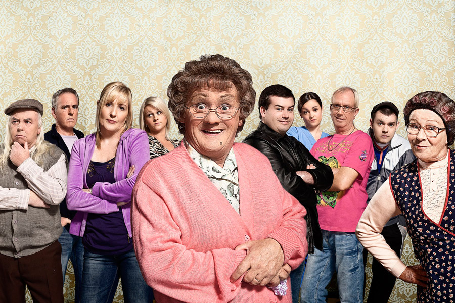 Mrs Brown's Boys' movie sequel in doubt due to Brexit