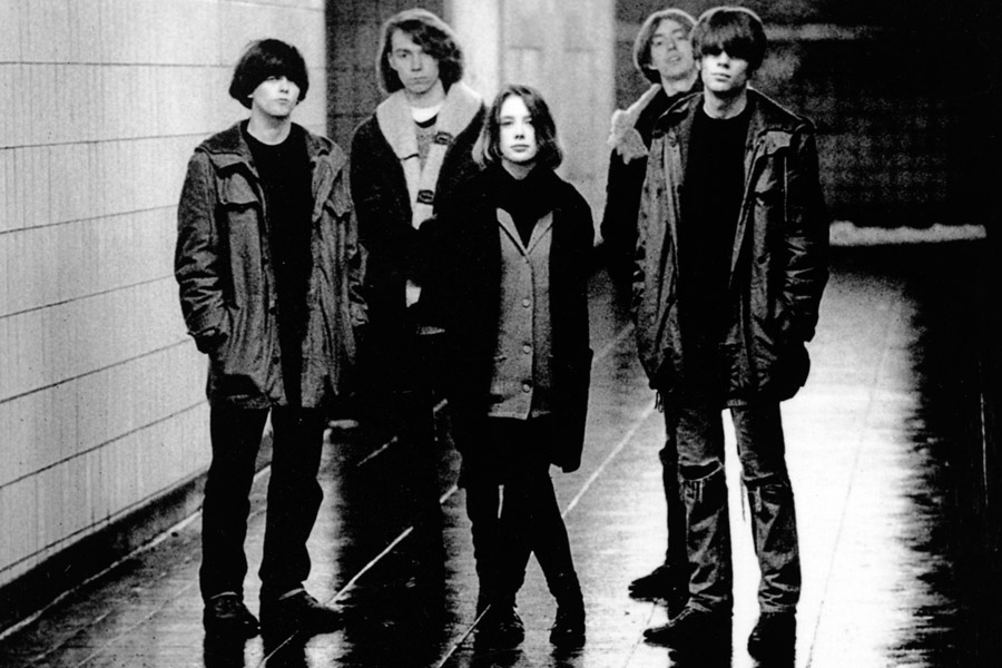 Slowdive have finished recording their first album in 20 years