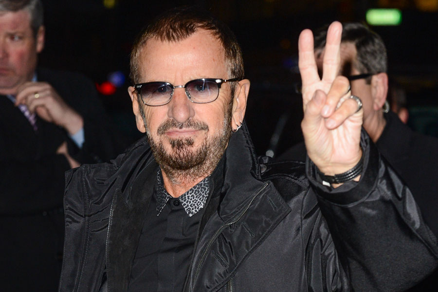 Ringo Starr Reveals He Voted For Brexit