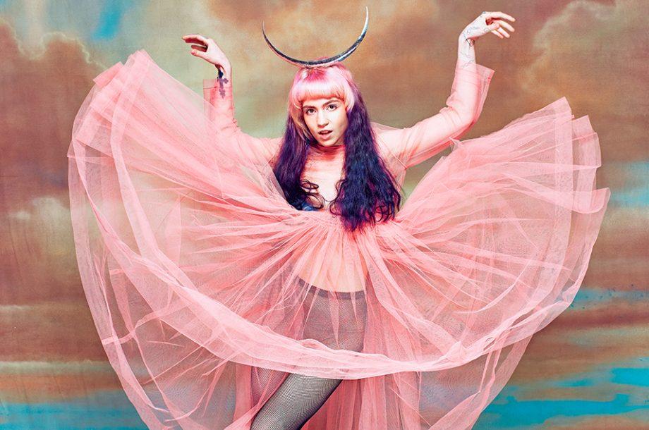 Resultado de imagem para grimes art angels photoshoot