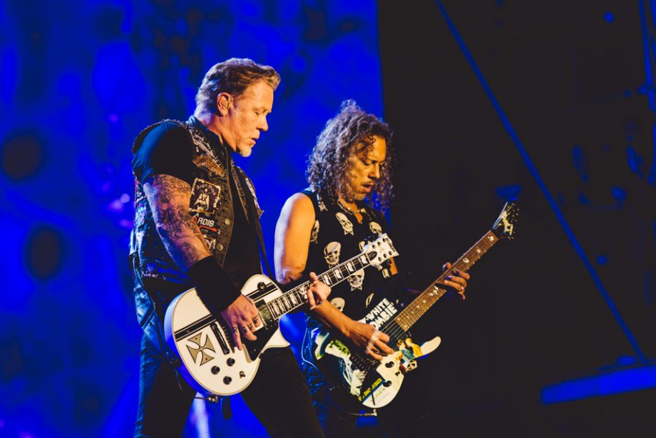 Metallica reveal new song 'Murder One' is inspired by Lemmy