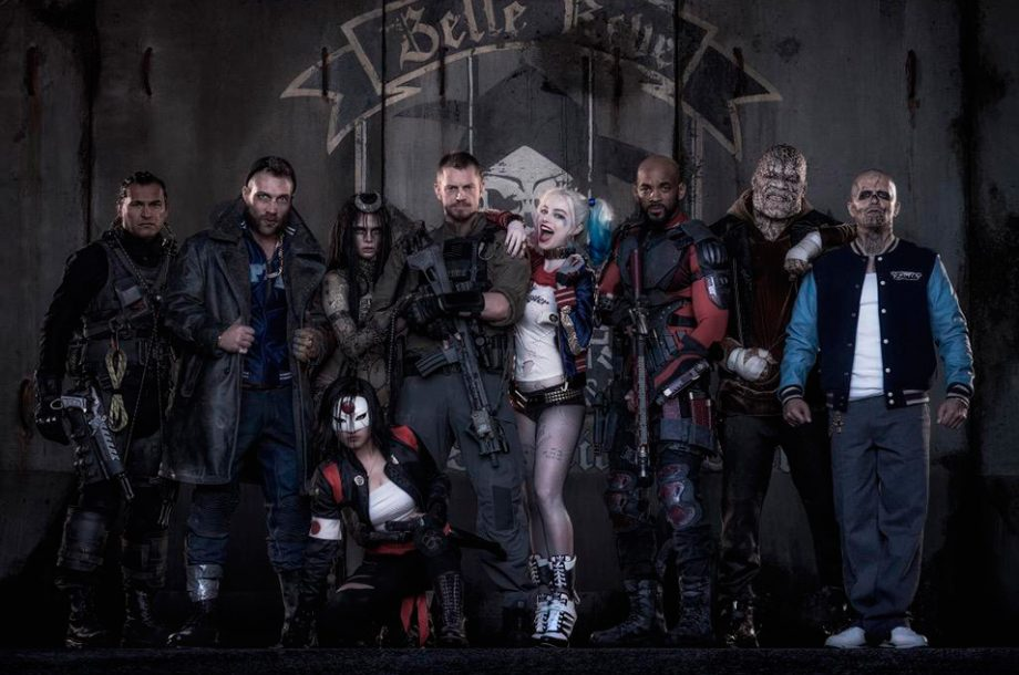 New 'Suicide Squad' set photos reveal Harley Quinn's tattoo parlour