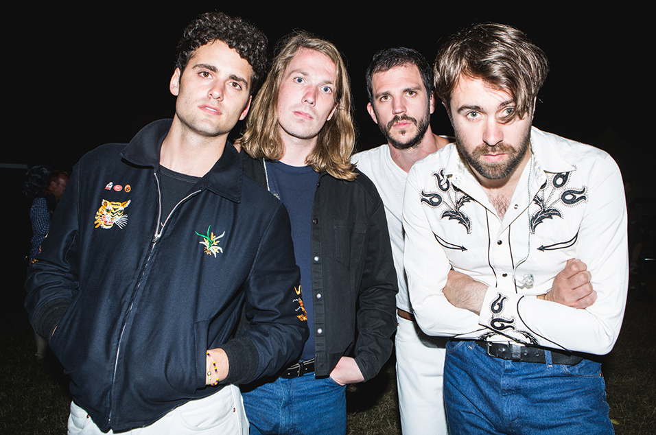 Leeds 2016: Five Things We Learned From The Vaccines' Show