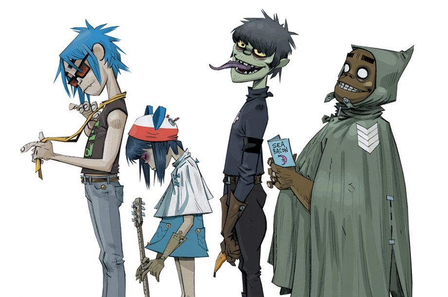 Gorillaz post mysterious photo on Twitter stating 'The End'