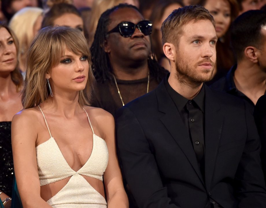 Taylor Swift Is Now Officially Credited On Calvin Harris Hit This