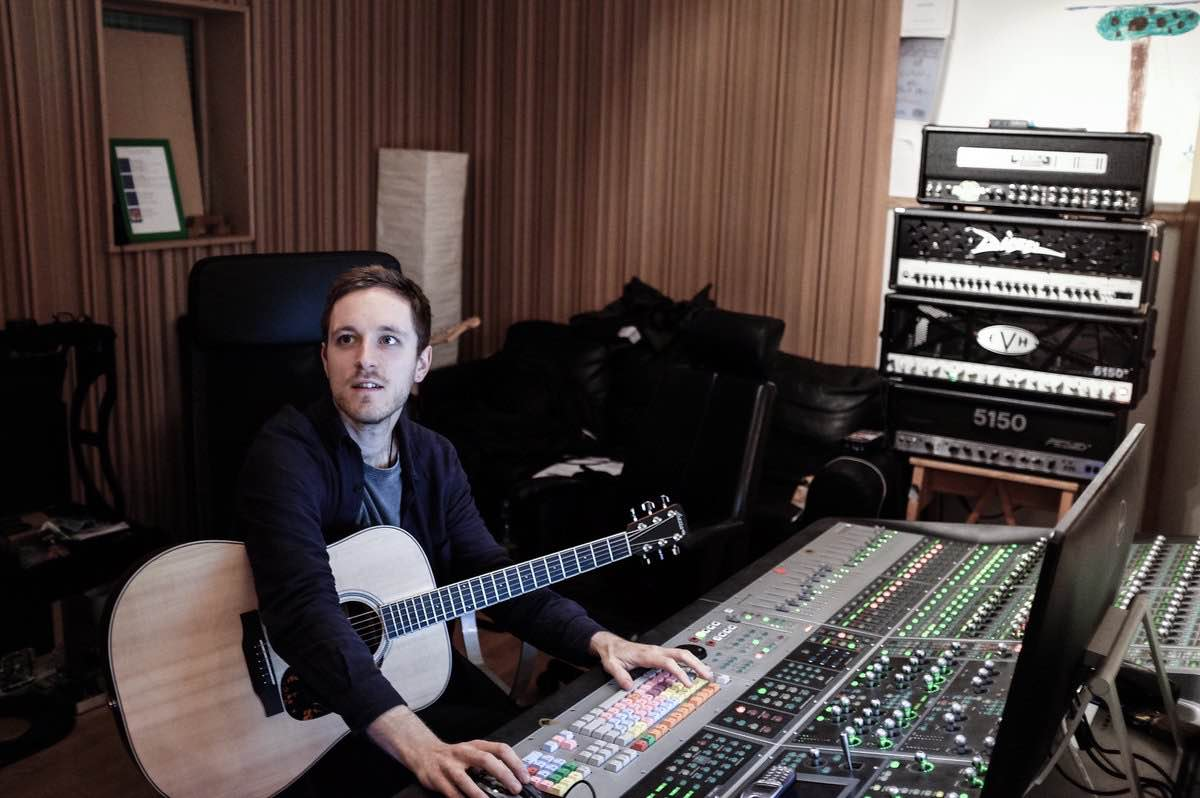 Music World Reacts To The Death Of Architects Tom Searle
